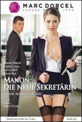 Manon, die neue Sekretärin