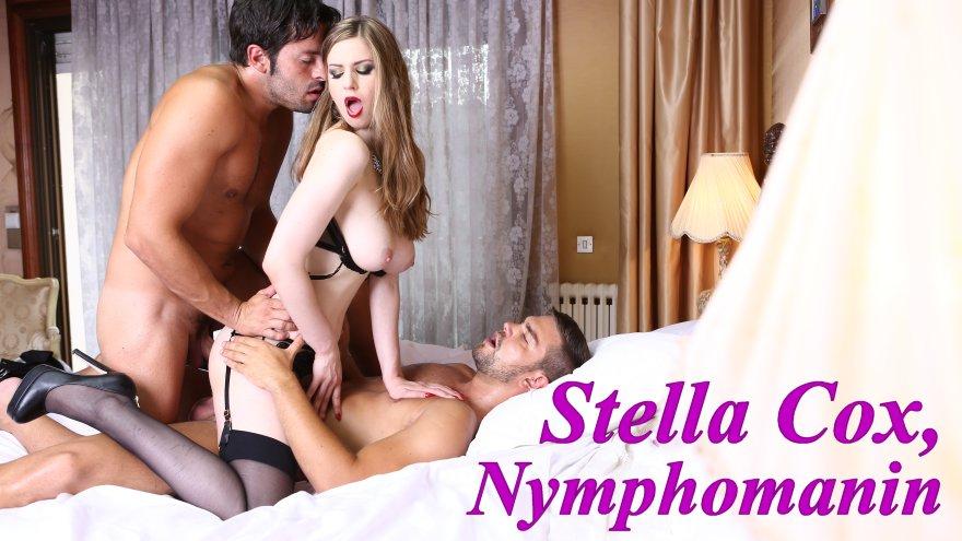 Stella Cox, Nymphomanin