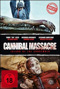 Cannibal Massacre - Island of the Condemned