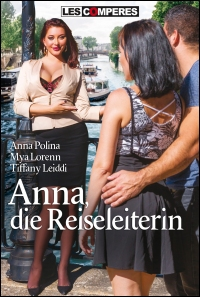 Anna, die Reiseleiterin