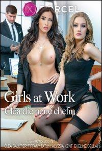 Mädchen bei der Arbeit - Clea die neue Chefin