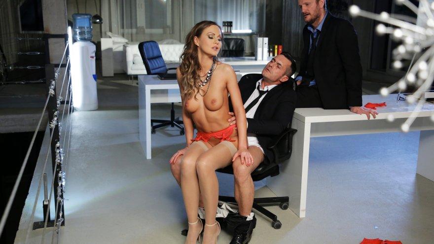 Die Nächte der Sekretärin