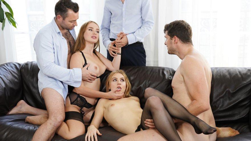 Luxure - vorgeführte Ehefrauen