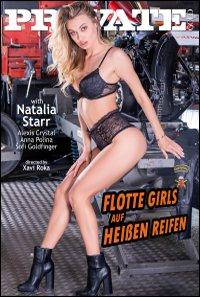 Flotte Girls auf heissen Reifen