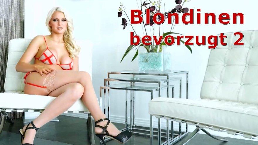 Blondinen bevorzugt 2