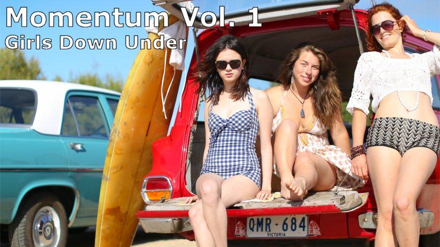 Momentum Vol1 Girls Down Under